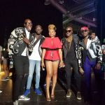 VIDEO: Yemi Alade's Emotive #MTVMAMA2016 Performance with Sauti Sol & Ali Kiba