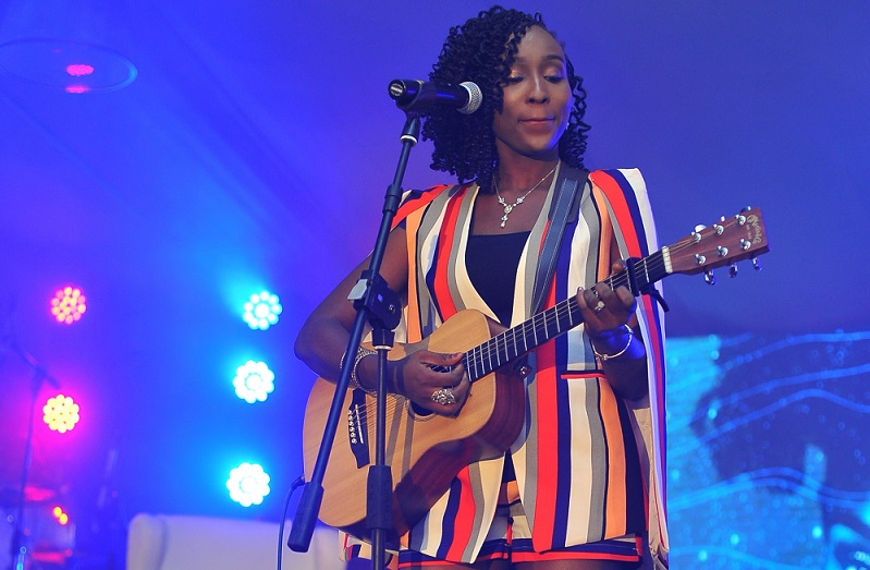 Singer, Aramide Announces Birth Of Her Baby Girl Weeks After Delivery « tooXclusive