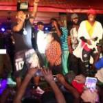 VIDEO: Davido And 9-Year-Old Fan Perform To Wild Crowd @ DJ Kaywise Concert