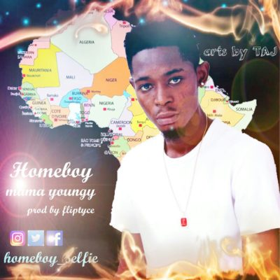 Audio + Video : HomeBoy – Mama (Prod. Fliptyce beat)