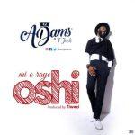VJ Adams – Mi O Raye Oshi ft. T-Josh [New Song]