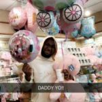 Davido Shares New Photo Of His Newborn Daughter
