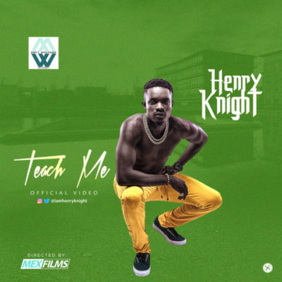 Henry Knight – Teach Me [New Video]