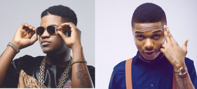 [Ent] Is Not By Force, He Didn't Wish Me On My Birthday Too- Skales Replies To IG User Over Wizkid Hate Comment Skales Wizkid1