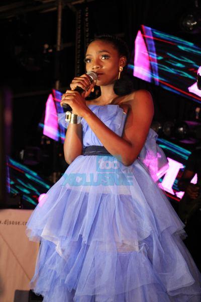 2 - Adekunle Gold's Mum, Darey, Falz & More Attend Simi's #SIMISOLAtheALBUM Launch