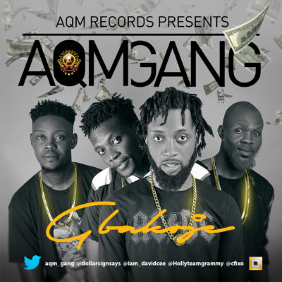 GBAKOJE ART DESIGN - AUDIO | VIDEO: ARTQUAKE's AQM GANG – Gbakoje
