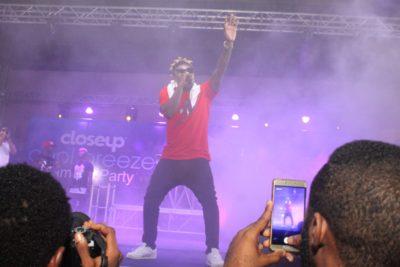 UNIPORT Was Lit, Up Next UNN! Closeup Cool Breeze Campus Party ContinuesWith Reekado Banks, DJ Altims