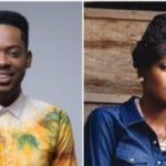 Simi Couldn't Take Her Hands Off Adekunle Gold During Romantic Performance    WATCH