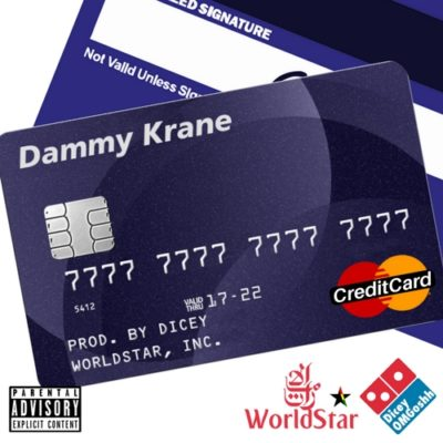 CreditCard - DOwnload Dammy Krane – Credit Card [New Music]