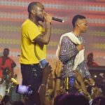 """Nuff Love Forever My Bro"" – Wizkid Hints At Performing At Davido's Forthcoming ""30 Billion Concert"""