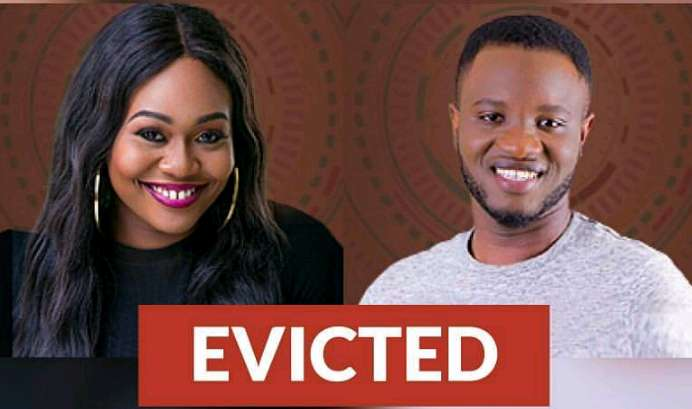Big Brother Naija Eviction: End Of The Road For 'Pritto' And 'Vandee'!
