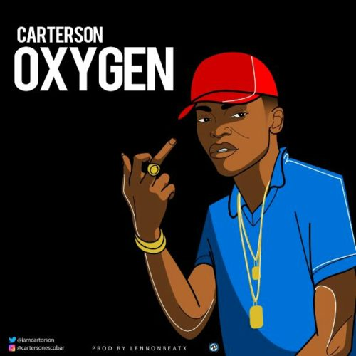 Carterson Oxygen mp3 image (Song) Carterson   Oxygen (Prod. Lennonbeatx)