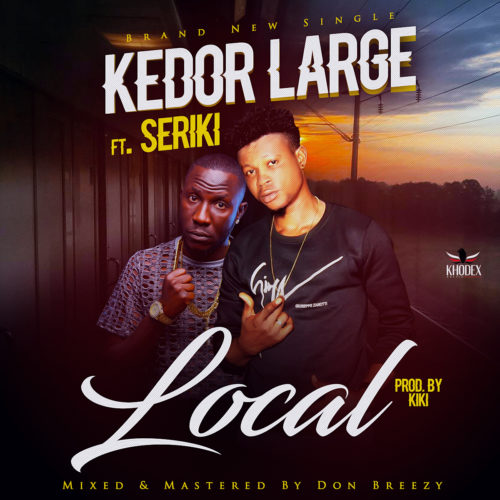 kedor large, seriki