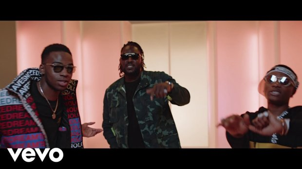 Image result for nana rogues ft. wizkid & not3s – to the max