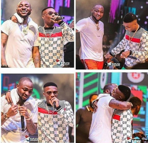 People Kill Themselves Online For Nothing Sake, Wizkid & I Are Cool – Davido Says || Watch Video