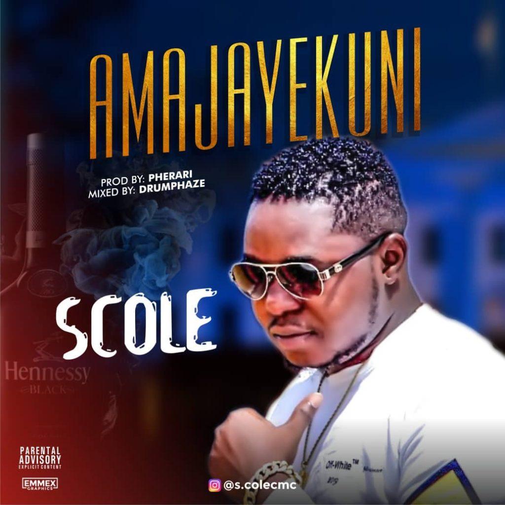 MUSIC: S'Cole –Amajayekuni (Mp3)