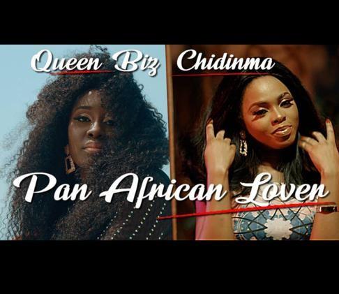 "MUSIC + VIDEO: Queen Biz – ""Pan African Lover"" ft. Chidinma"