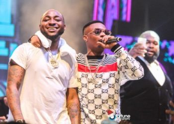 """""""So Because Of Wizkid I Should Not get Paid?"""" - Davido Replies Wizkid Fan Who Tried To Troll Him « tooXclusive"""