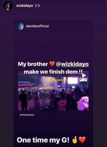 obowiz - Davido & Wizkid Finally Set to  Collaborate