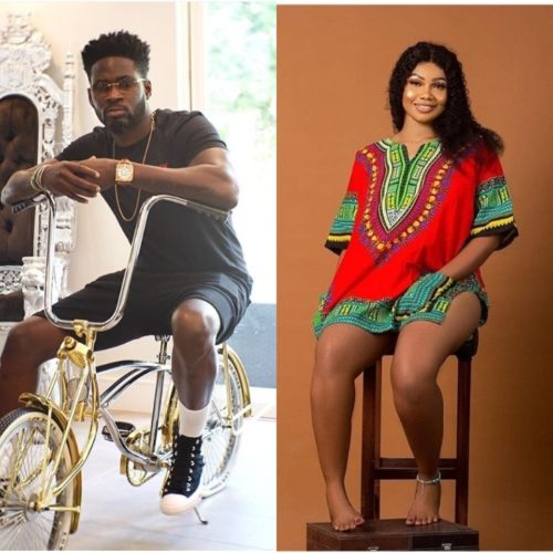 Image result for photos of Tacha and Tee Billz