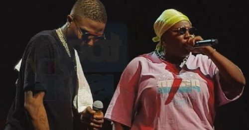 """I Don't Want Wizkid As Your Boyfriend"" - Ooni Of Ife Cautions Teni To End Relationship With The Singer « tooXclusive"