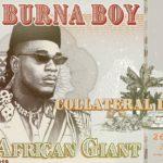 "Burna Boy – ""Collateral Damage"" Lyrics"