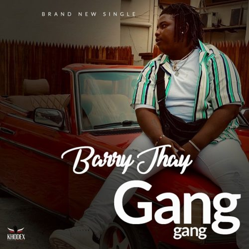 """Barry Jhay - """"Gang Gang"""""""
