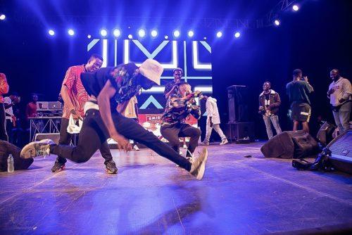 SMIRNOFF X1 TOUR: DJ SPINALL, A-LIST ARTISTS SHUT DOWN BENIN CITY 38