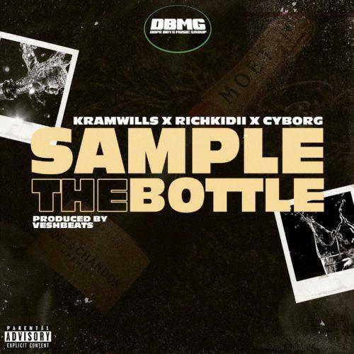"DBMG (Kramwills x Richkidii x Cyborg) - ""Sample The Bottle"" « tooXclusive"