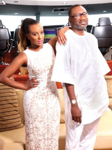 Femi Otedola Suprises Daughter; DJ Cuppy, With 5 Billion Naira Donation « tooXclusive