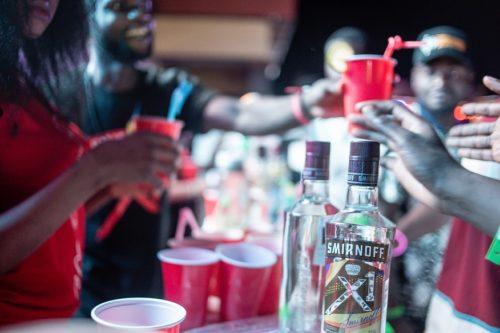 SMIRNOFF X1 TOUR: DJ SPINALL, A-LIST ARTISTS SHUT DOWN BENIN CITY 34