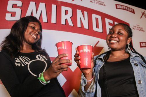SMIRNOFF X1 TOUR: DJ SPINALL, A-LIST ARTISTS SHUT DOWN BENIN CITY 37