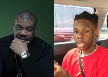 """Happy Birthday Dad"" - Rema Pays Masssive Tribute To Don Jazzy On His Birthday « tooXclusive"
