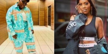 Teni Narrates Story Of How Tiwa Savage Stood Up From The Plane To Come Greet her « tooXclusive