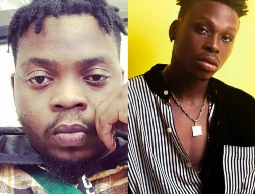 His Writing Skill Is Amazing, I Am Sure He is Older Than His Age – Olamide Showers Praises On Fireboy