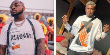 Davido Buys Zlatan Expensive Luxury Neck-Piece Worth 14 Million || Watch Video « tooXclusive