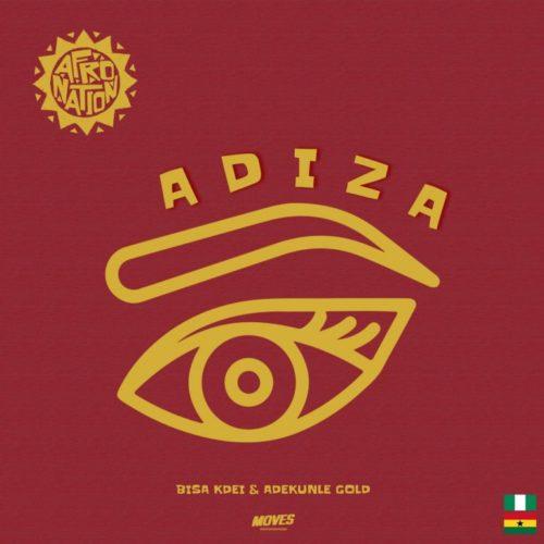 Bisa Kdei & Adekunle Gold – Adiza