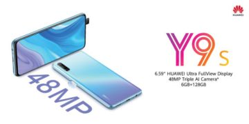 The HUAWEI Y9s with 48MP AI Triple Camera and Stunning Design is now available for Pre-Order « tooXclusive