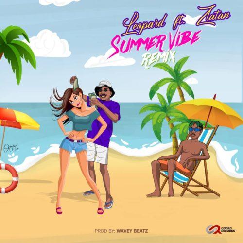 Leopard Ft. Zlatan – Summer Vibe (Remix)