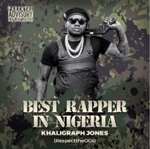 Khaligraph Jones -