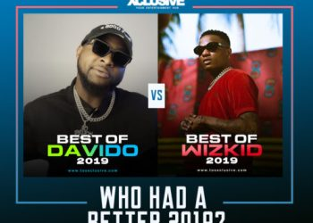 Davido vs Wizkid... Who Had A Better 2019? « tooXclusive