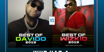 Davido vs Wizkid... Who Had A Better 2019? « tooXclusive