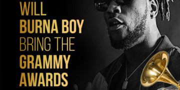 Will Burna Boy Bring The Grammy Awards Residence? « tooXclusive