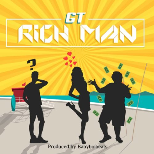 "GT the Guitarman - ""Rich Man"""