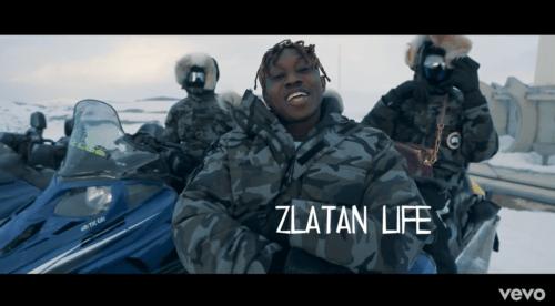 "Zlatan - ""Life"""