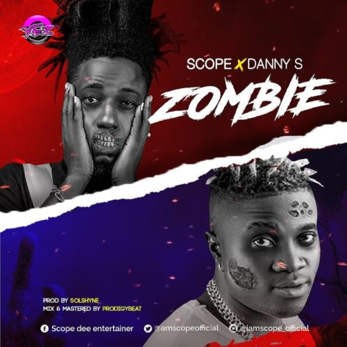 "VIDEO: Scope - ""Zombie"" f. Danny S « tooXclusive"