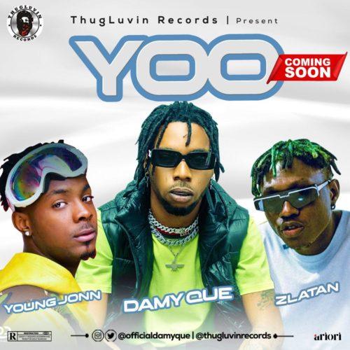 "DamyQue - ""Yoo"" ft. Zlatan x Young John « tooXclusive"