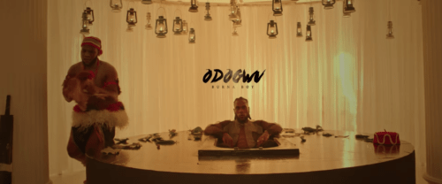 "[Video] Burna Boy – ""Odogwu"""