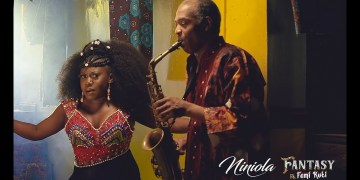[Video] Niniola  Fantasy ft. Femi Kuti « tooXclusive