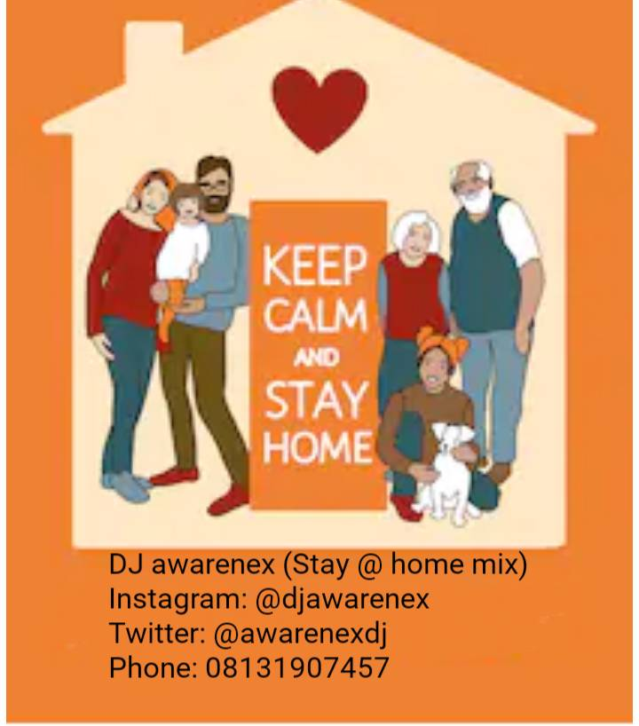 "DJ Awarenex - ""Stay At Home Mix"" « tooXclusive"